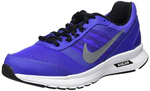 NIKE Women's Air Relentless 5 Persian Violet/Cool Grey/Black/White Running Shoe 5.5 Women US