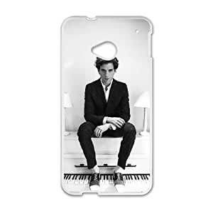 HTC One M7 Phone Case White Mika WE9TY658466