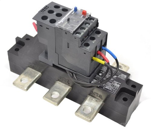 Schneider LRE484 THERMAL OVERLOAD RELAY TESYS E 146-234A
