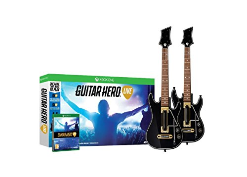 Guitar Hero Live 2-Pack Bundle – Xbox One