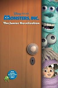 Monsters, Inc. Junior Novel (Disney Junior Novel (ebook))