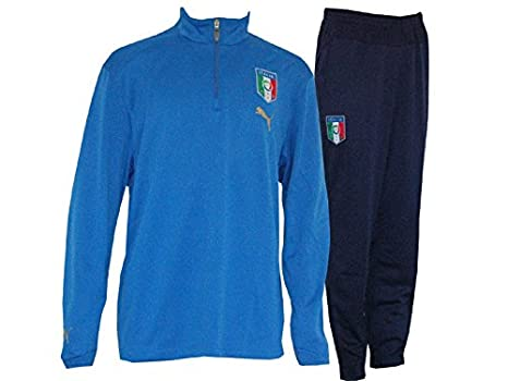 Puma Italia - Chándal para hombre Chándal para Italy Hombres Sport ...