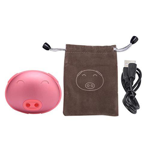 Zerodis Recargables Calefacción Calentador de Mano USB Recargable Calentador de Manos USB con batería para teléfonos...