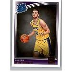 b873c562e2d3 2018-19 Donruss  193 Svi Mykhailiuk Los Angeles Lakers Rookie Basketball  Card.