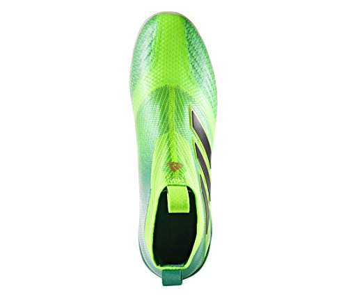 Zapatilla de fútbol sala adidas Ace Tango 17+ Purecontrol IN Solar green-Core black-Core green Solar green-Core black-Core green