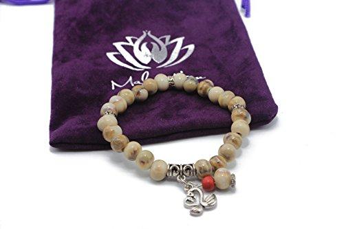 Porcelain Beads Bracelet - 9