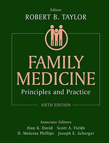 Family Medicine 6Ed: Principles And Practice