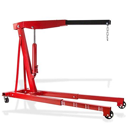 Hoist Motor (3 Ton Shop Crane Engine Motor Cherry Picker Hoist Lift Swivel WIMMER)