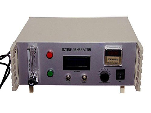 YJINGRUI High Purity 1.5-3.0 G/H 3G Ozone Therapy Machine Medical Ozone Generator Ozone Maker Therapy Ozone Producer (110V)