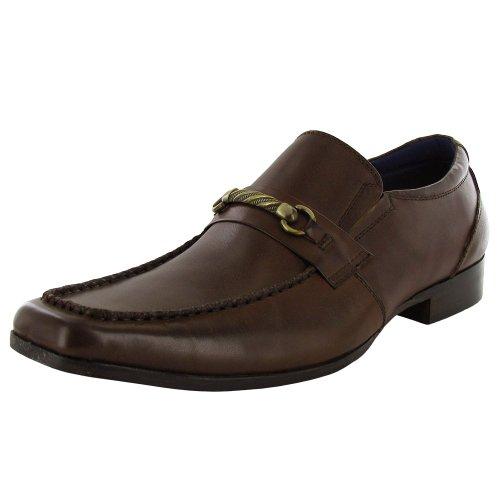 Steve Madden Men's Rumsford Slip-OnTan9.5 M (Laceless Slip)