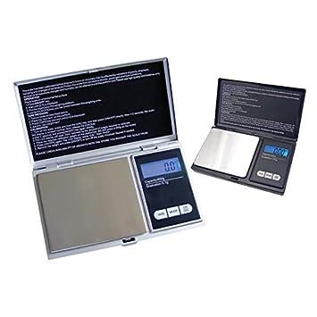 Báscula - Báscula de precisión Eternity 100 G 0,01 G junto - Kenex: Amazon.es: Jardín