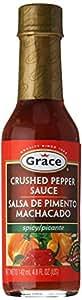 Grace Crushed Pepper Sauce