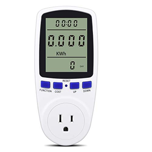 Digital Power Monitor Meter