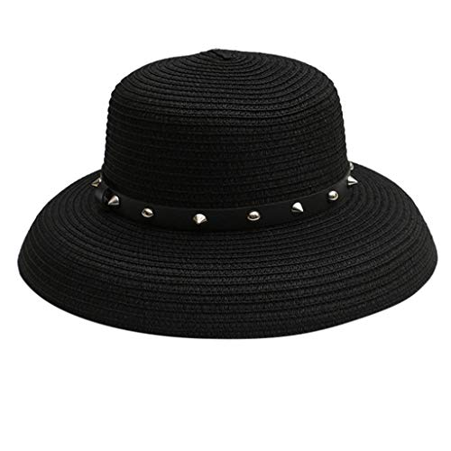 Pengy Women Sun Hat Foldable Wide Brim Summer UV Protection Beach Hat Chin Cord Size Adjustable for Lady