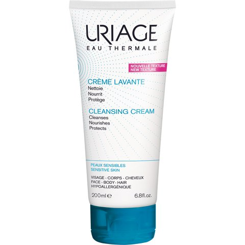 - Uriage Crã¨Me Lavante Soap Cleansing Cream (200Ml)