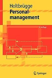 Personalmanagement (Springer-Lehrbuch) (German Edition)