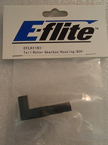 Tail Gearbox Housing - Qiyun New E Flite Tail Rotor Gearbox Housing BCP EFLH1161