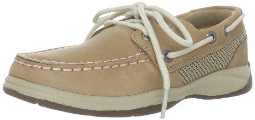 Sperry Top-Sider Girls Intrepid Boat Shoe (Little Kid/Big...