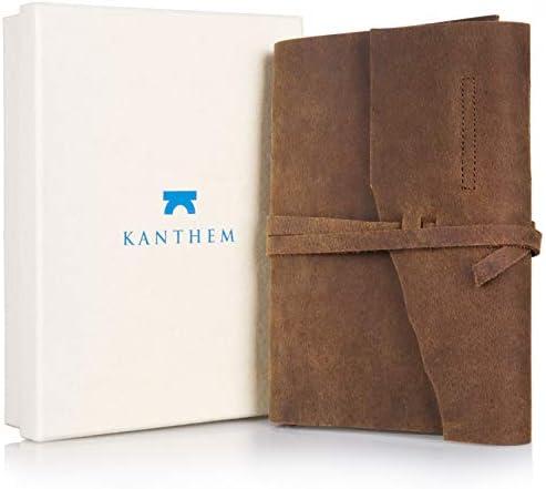 Handmade Leather Journal Notepad Sketchbook