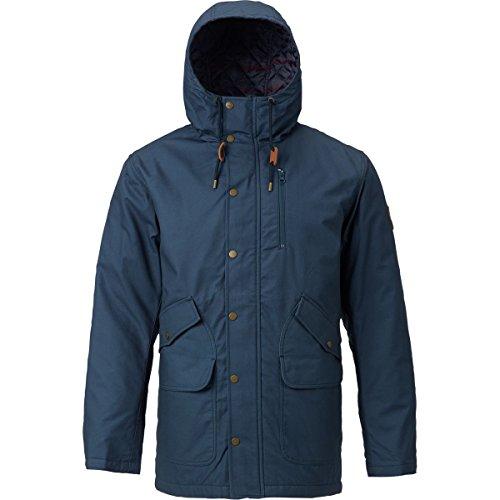 Mens Burton Clothing (Burton Men's Sherman Jacket, Mood Indigo, Medium)