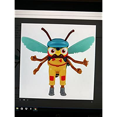 Beat Bugs Fab Figures BAZ Action Figure: Toys & Games