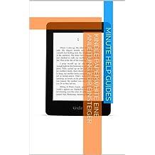 Kindle Paperwhite: Eine Anleitung für Einsteiger (German Edition)