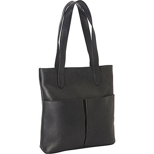 le-donne-leather-destination-tote-black