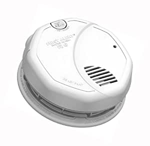 First Alert 3120B Hardwire Photoelectric and Ionization Smoke Alarm with Battery Backup