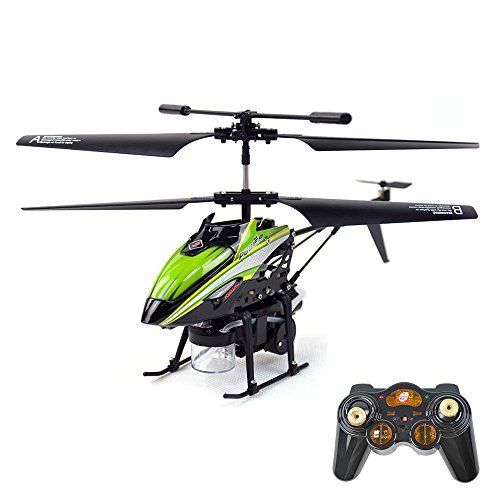 Gizmovine Wltoys V757 Bubble RC Helicopter 3.5CH with Gyro [並行輸入品] B07HM2HTT3