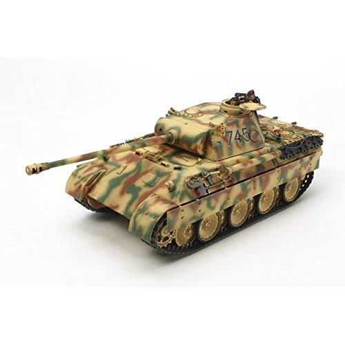 Tamiya Models Pz.Kpfw Panther Ausf. D Military Vehicle Building Kit (Sd.Kfz.171) ()