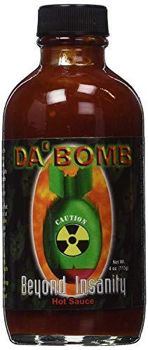 Bottle Da Bomb Beyond Insanity Hot Sauce, Bottle reviews