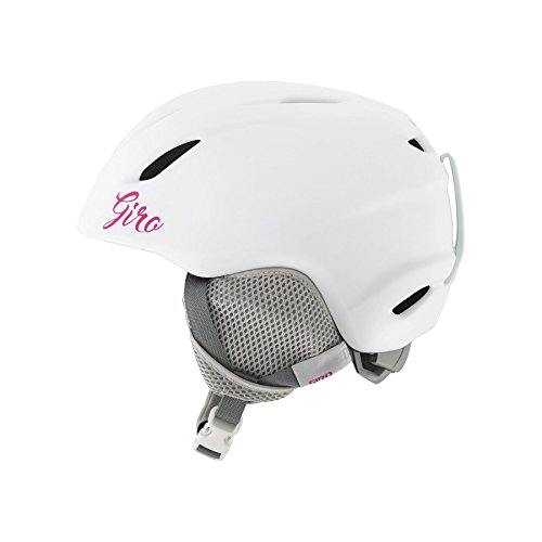 Giro Kids Snowboard (Giro Launch Kids Snow Helmet Matte White S (52-55.5cm))
