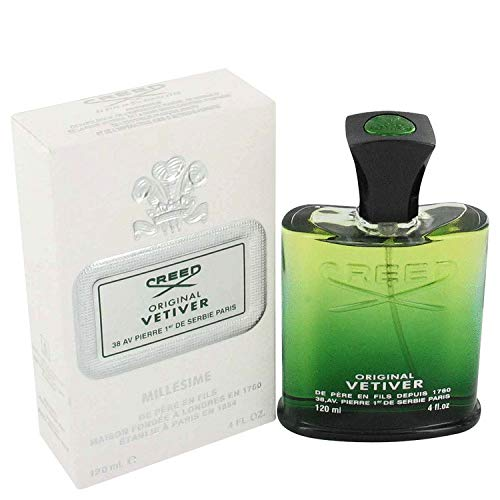 Creed Creed Original Vetiver 3.3oz/100ml Millesime Spray by CREED