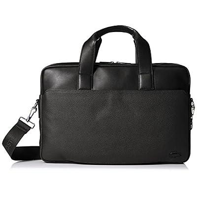 6abea558c Lacoste Men s Rafael Leather Computer Bag 50%OFF - venta.enlace3g.com