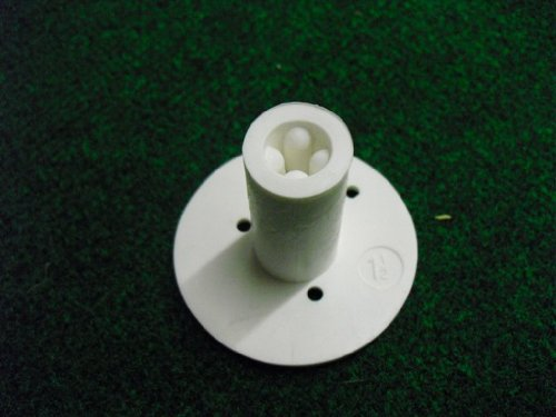 Rubber Golf Tee Holder for Practice & Driving Range Mats 1.5