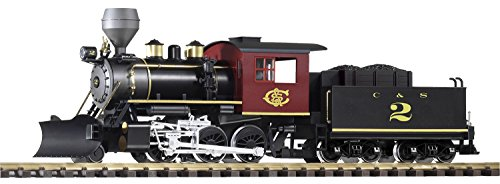 Piko 38224United States Steam Train Mogul Tender C and S with Sound Track Vehicle