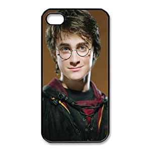 iphone4 4s Case (TPU), harry potter Cell phone case Black for iphone4 4s - YYTT7892833