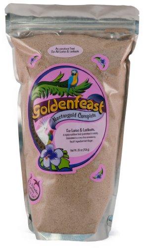 Goldenfeast Tropic Fruit Pudding Blend 25oz Bird Food, My Pet Supplies