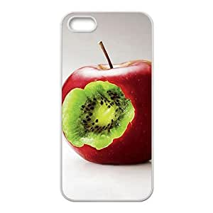 Fresh strange apple nature style fashion phone case for iPhone 5s