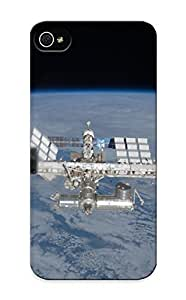 Awesome Design International Space Station Hard Case Cover For Iphone 5/5s(gift For Lovers)
