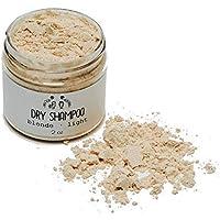 Dry Shampoo // Natural Hair Powder // Light Blonde