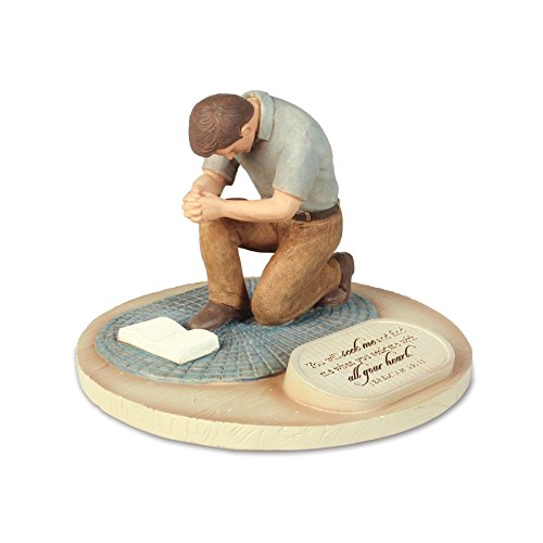 Lighthouse Christian Products Devoted Sculpture