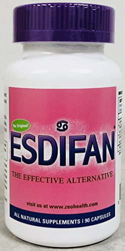 Regal - Esdifan - Natural Product Designed To Stop Diarrhea, Pains Associated With Diarrhea, and Sour Stomach - 90 Capsules by Regal