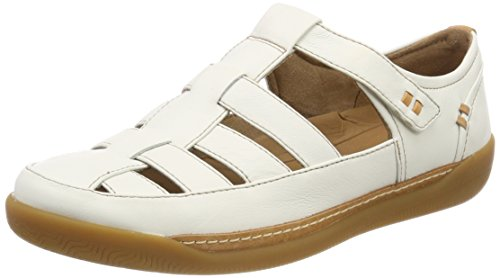 Leather Un Haven Casual Cove Scarpe White Clarks Bianco Donna Uqx8CqFw