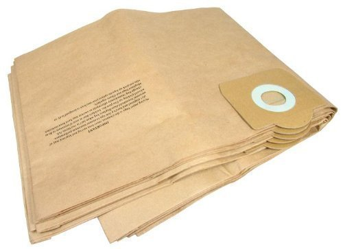 Vacuum Cleaner Bags Set Of 5 For Parkside Lidl Wet Dry