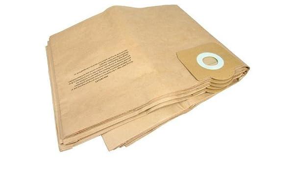First4Spares bolsas de polvo para Parkside Lidl PNTS 1300 B2 ...