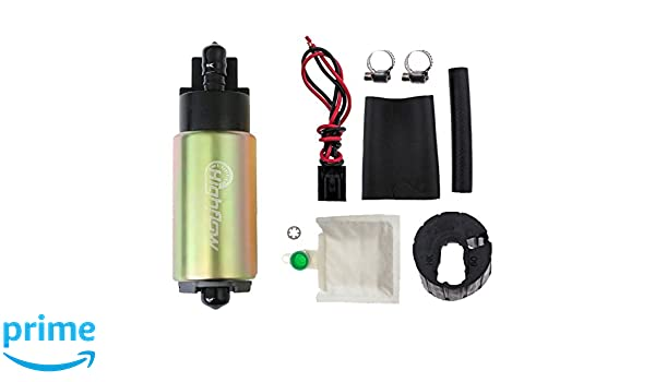 HFP-382-MG 100/% Direct Fit Quantum Fuel Systems OEM Replacement Fuel Pump with Kit Moto Guzzi V7 750 // Stelvio 1200 8V STD-NTX//Norge 1200 IE 8V // Nevada Classic 750