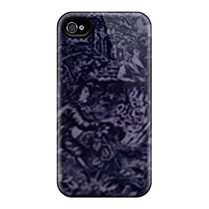 Tpu Protector Snap TqW3782WGsx Case Cover For Iphone 4/4s