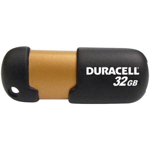 Duracell Capless 32 GB USB 2.0 Pen Drive ()
