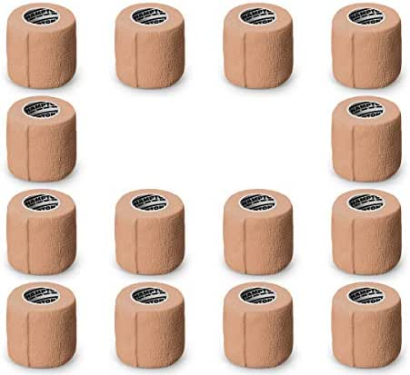 """(14-Pack) 2"""" x 5 Yards 